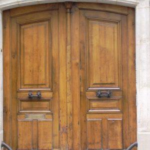 Porte cochère Paris Laiton Rue de Charenton AM JUNG PAUL